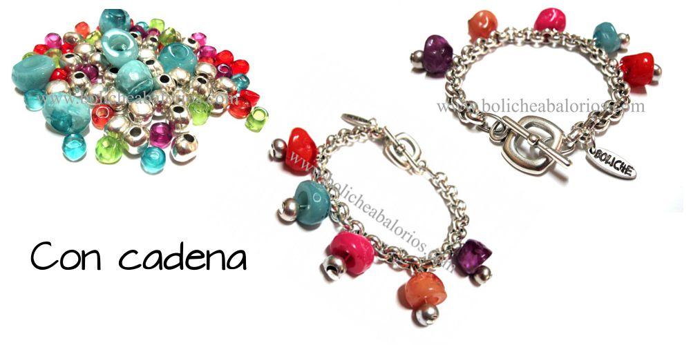 Diseños con cadenas